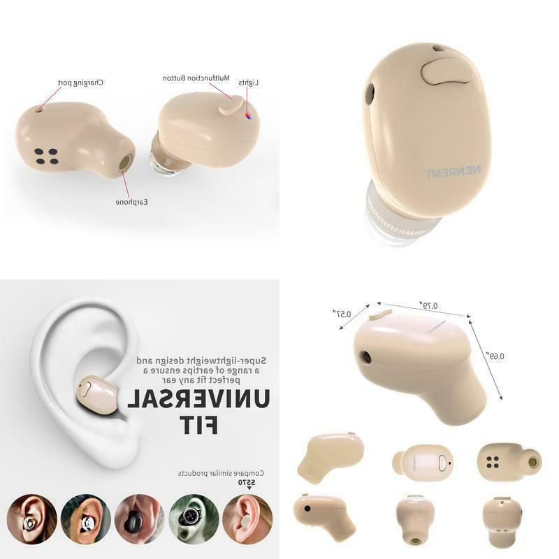 s570 bluetooth earbuds smallest mini invisible v4