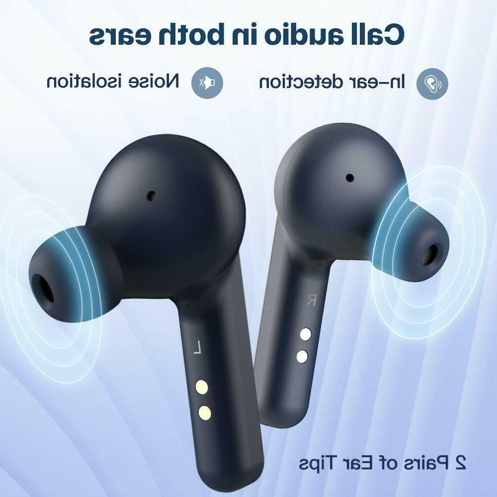 TicPods Free Bluetooth Clear Audio