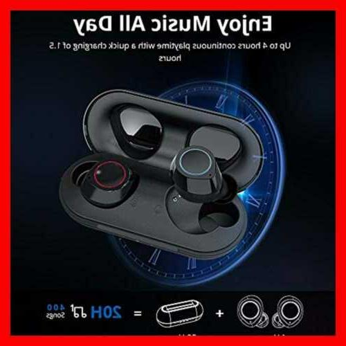 True Wireless 5.0 Stereo Air Buds 4 Contin