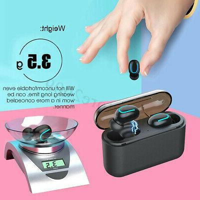 Wireless Mini In-Ear Earbuds Earphone Stereo