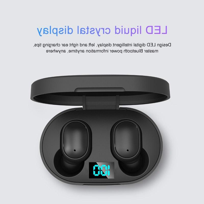 TWS 5.0 Noise With Handsfree for Redmi Airdots <font><b>Wireless</b></font> <font><b>Earbuds</b></font>
