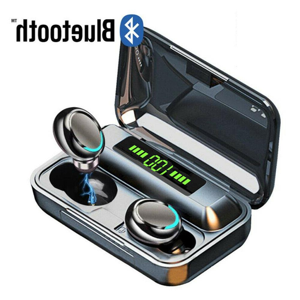 TWS Waterproof 5.0 Earbuds