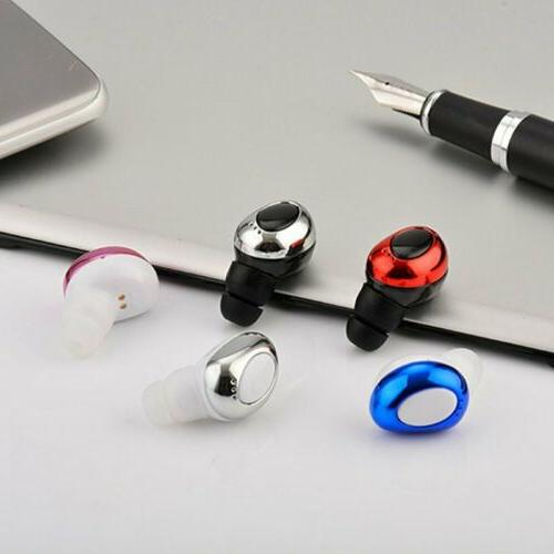 USB Bluetooth Earbuds Stereo Earphones Sport Headset