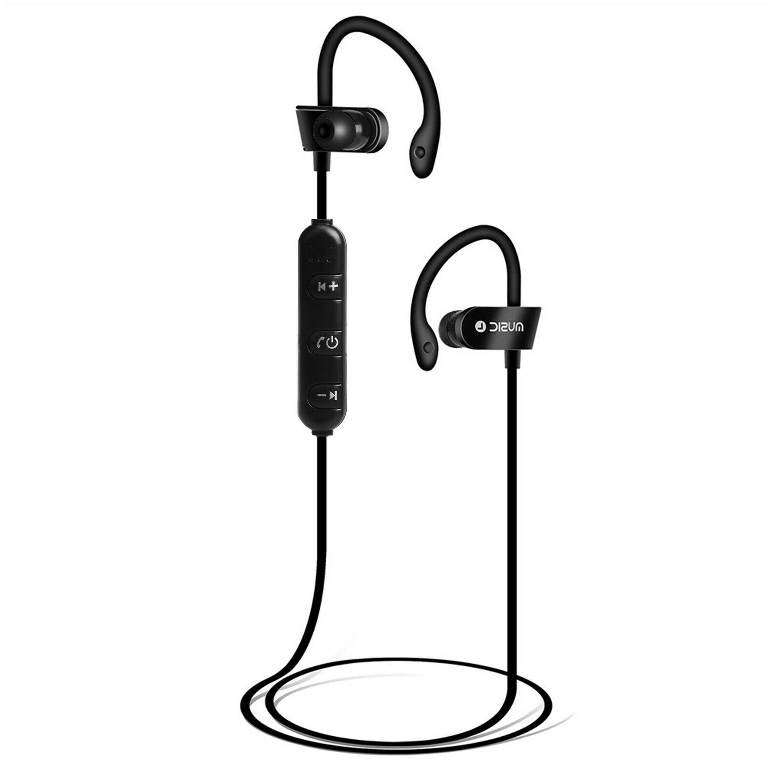 Sweatproof Wireless Headphones Ear Headsets
