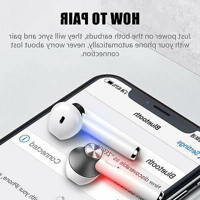 Wireless 5.0 Earphone iPhone Android