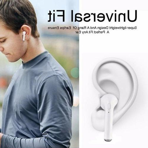 Wireless Bluetooth Headset In-ear Mini Earphone Headphone