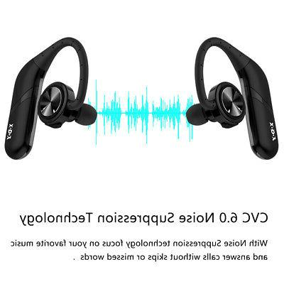 Ear Hook Earphone Stereo Headphone Wireless Headset