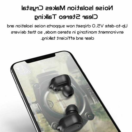 Wireless Reduction TWS Earphones W/Charge Case