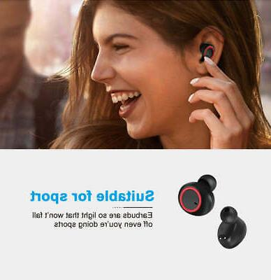 5 Core Wireless Earbuds Sweatproof TWS