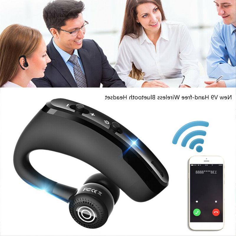 Wireless Headset Headphone Sport Earbuds Earphone Handfree CSR