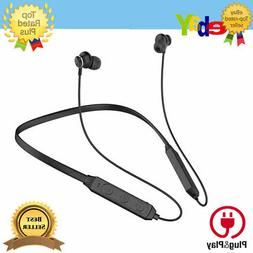 Metal Magnetic Wireless Headphones Bluetooth Earbuds with Mi