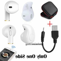 Mini Bluetooth 4.1 Stereo Headset In-Ear Wireless Earphone E
