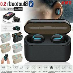 Mini TWS True Wireless In-Ear 3D Stereo Bluetooth 5.0 Earpho