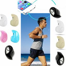 Mini Wireless Bluetooth 4.1 Earbud In-Ear w/ Mic Stereo Earp