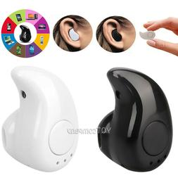Mini Wireless Bluetooth Headset Earbuds In-Ear for Samsung S