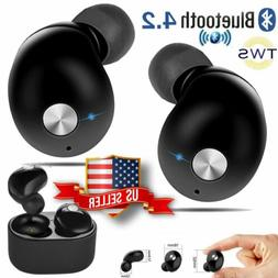 Mini Wireless Twins Bluetooth 4.2 In-Ear Earbuds Stereo Earp