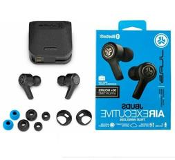 NEW JLab Audio - JBuds Air Executive True Wireless Bluetooth