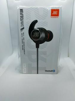 JBL Reflect Mini 2 Black Earphones Headphones Ear Bud 100% A