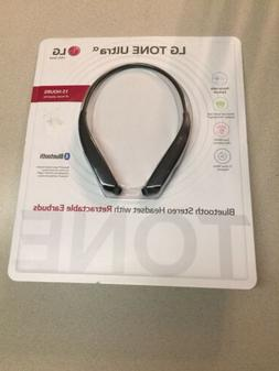 LG Tone ULTRA 830 Bluetooth Wireless Stereo Headset Neckband