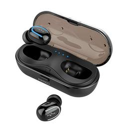 CORNMI True Wireless Earbuds in-Ear Stereo Bluetooth Headpho