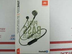 JBL Tune 205BT Wireless In-Ear Headphones with Three-Button
