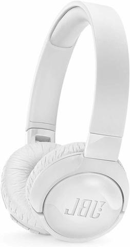JBL Tune Bluetooth Headphone T600BTNC Noise Cancelling On-Ea