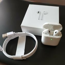*UPGRADED* Wireless Headsets Bluetooth 5.0 Earbuds Airpods S