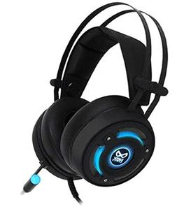 Nox Gaming Gear Virual 7.1ch LED Vibration Wired Gaming Earb