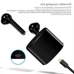 Wireless 5.0 Bluetooth Earphone Earbuds Stereo for iPhone An