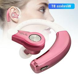 Wireless Bluetooth 4.1 Stereo Headset In-Ear Earphones Earbu