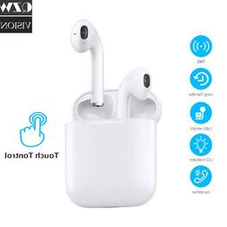 Wireless Bluetooth Earbuds Headset Headphone Earpods For Sam
