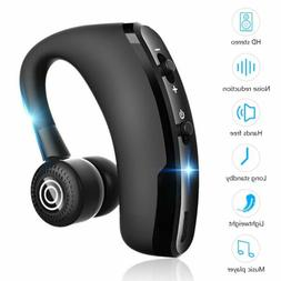 Wireless Bluetooth Headset Earbud Hands Free Earpiece for iP