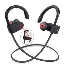 Wireless Handsfree Headset Headphones Sport Sweatproof Stere