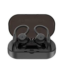 True Wireless Earbuds,TWS Earbuds Bluetooth 5.0 Headphones I