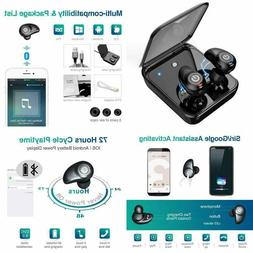 Wireless Earbuds Bluetooth 5.0 Headphones with Mic  for Andr