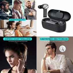 Wireless Earbuds Bluetooth 5.0 True Touch Control Stereo Bas