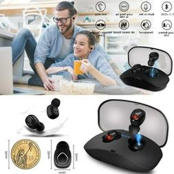 Wireless Earbuds Bluetooth V5.0 Headphones Sweatproof with M