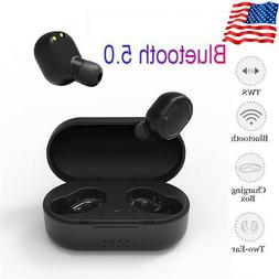 Wireless Earbuds Bluetooth V5.0 Headphones Waterproof with M
