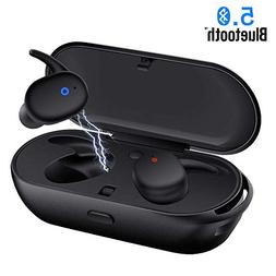 Wireless Earbuds,Upgraded Bluetooth 5.0 Bluetooth Earphones