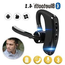 Wireless Earbud Bluetooth Headset Stereo Earpiece Headphone