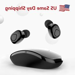 Wireless Headphones Bluetooth Headset Sport Earbuds Earphone